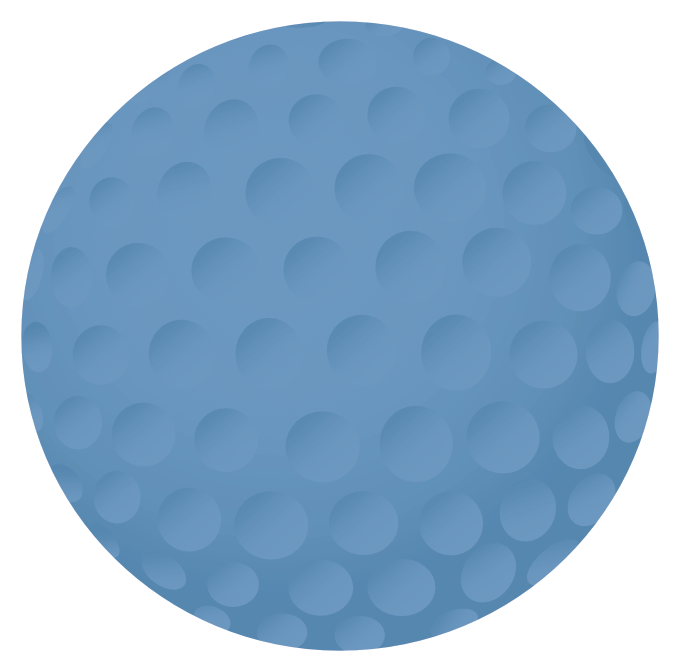 Golf Ball Icon